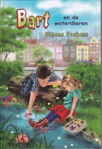 Simone Foekens, lezen is dromen, Bart en de waterdieren, supermarkt, sparen
